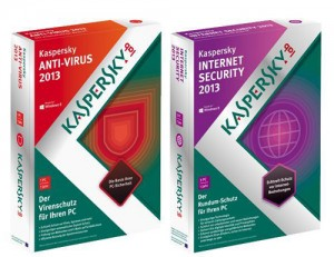 Kaspersky antivirus and Internet Security