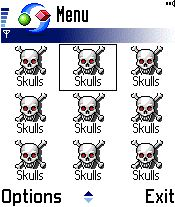 skulls virus